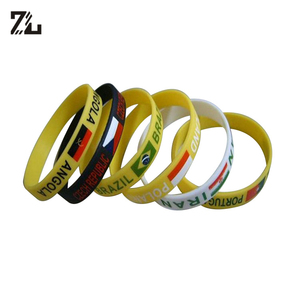 Fashion Modern Design Different Shapes Non-Toxic Food Grade Healthy Bracelet