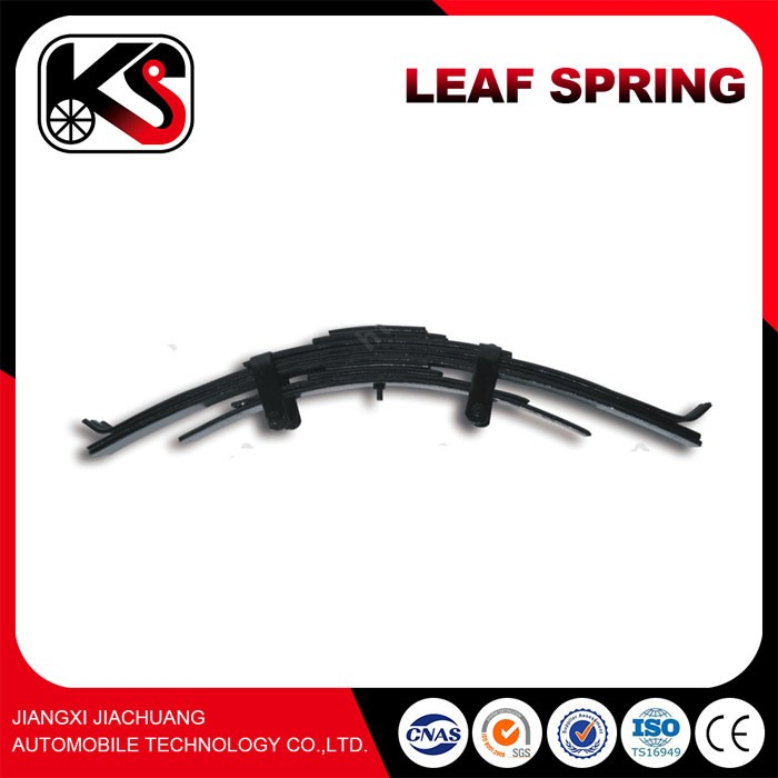 High Quality Auto Suspension System Bus Front Leaf Spring
