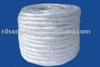 Glass fiber twisted rope