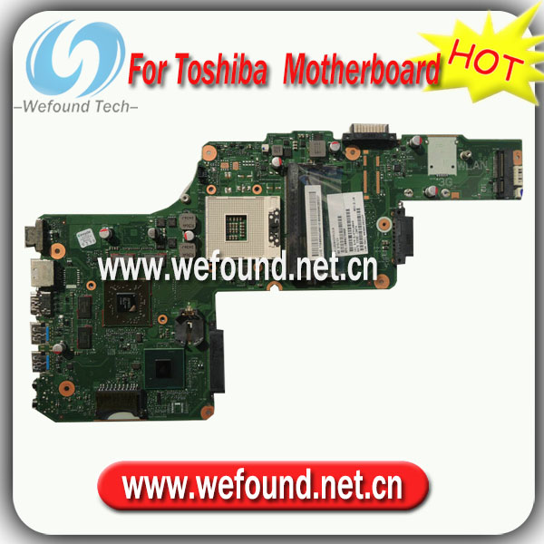 V000275060,100% working Laptop Motherboard for Toshiba L850 Series Mainboard,System Board