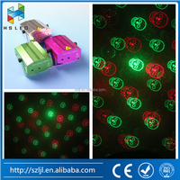Disco Light Stage With Laser Rain Effect Dance Hall Lighting