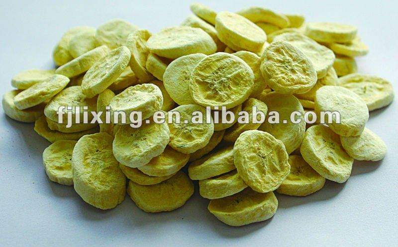 Best Selling Products In Amarica Freeze Dried Banana Chips