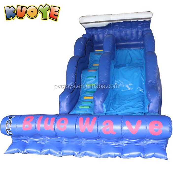 18ft High Quality Cheap Used Residential Inflatable Water Slides for Kids Water Splash Giant Pool Water Slide