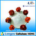 China Wholesale Hydroxyethyl Methyl Cellulose HEMC for Building materials industry