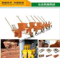 New products fully automatic clay brick making machine with high quality