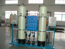 silica sand filter tank with water treatment technology