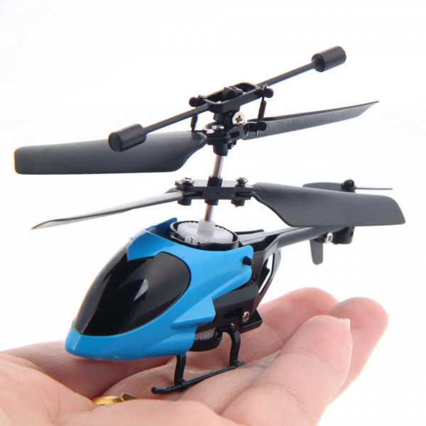 QS Model RC Toys QS5013 2.5CH 2.4G Micro Mini Remote Control Helicopter