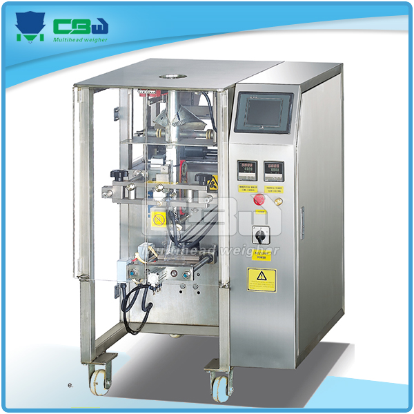 New stainless powder stick packing machine for powder granule packaging machinery