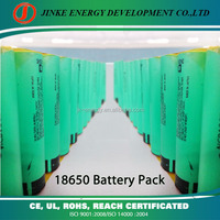 Large discharge current 3.7v icr 18650 li-ion rechargeable battery