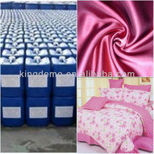 Foshan factory price elastic silicon emulsion for all kinds of fabrics KDM-C127