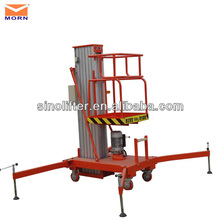 mobile hydraulic pipe lifting equipment