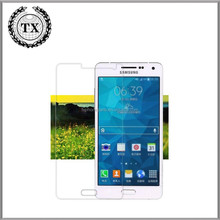 For Samsung A3 tempered glass screen protector Curved design with retail package