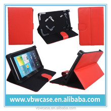 leather tablet cover case for 7 inch tablet PC