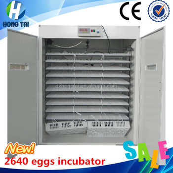 incubator 2014 hot sale automatic 2640 eggs incubator hatching poultry brooders