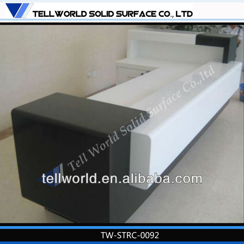 Newest solid surface tv table chairs table bases for granite tops