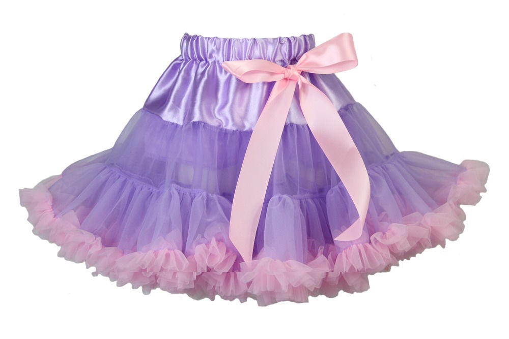 Birthday party chiffion baby fluffy Girls pettiskirt tutu