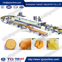 high quality biscuit maker machine/biscuit food processing machine