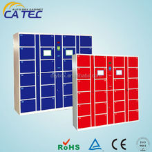 widely used smart electronic locker for luggage storage:CT24