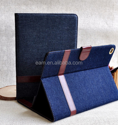 Wallet Jean Leather case for IPAD MINI/Air/2/3/4