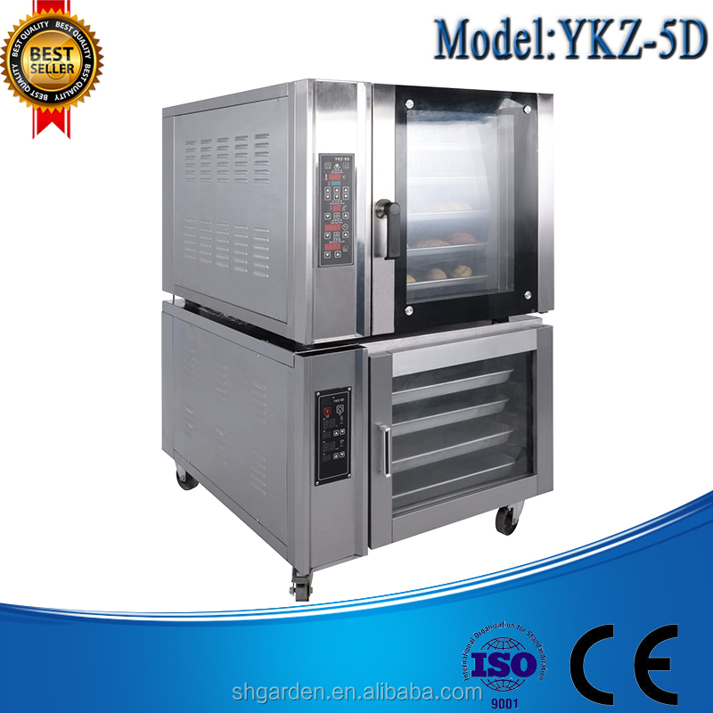 hot sell YKZ series CE high-speed toaster oven