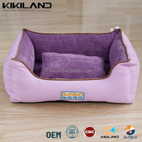 Pet accessories wholesale china lovely design pet dog sleeping bag bed