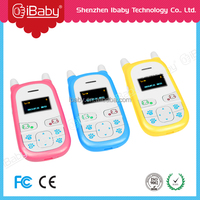Ibaby kids cell phone watch kids emergency phone toy mobile phone for kids