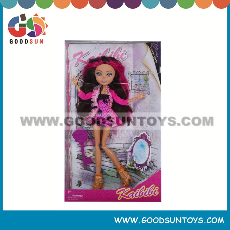New Fashion Plastic American Girl Princess Doll