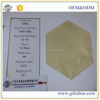 Wholesale price para-aramid fiber bullet proof kevlar fabric