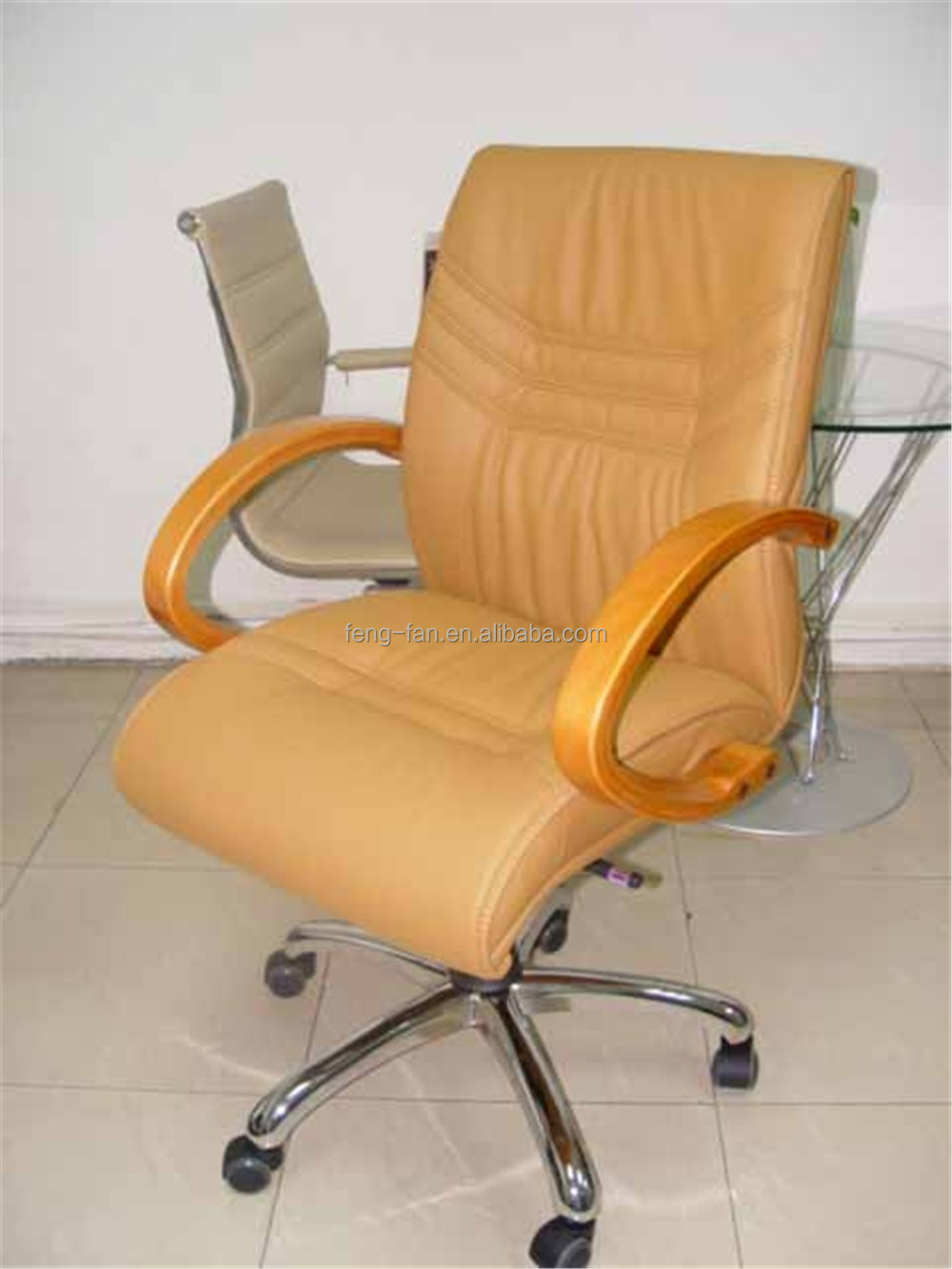 8156 Hot selling middle back support office chair factory direct sell customizable office chair