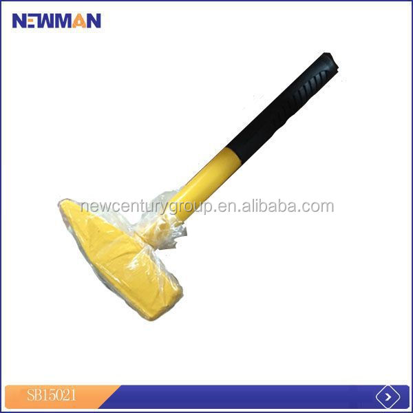 a wide range of NEWMAN forging machinist hammer with checked woooden handle