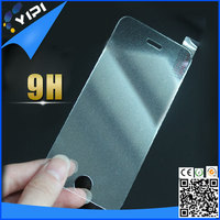 Gold Diamond clear color Best Tempered glass screen protector(film) for mobile iphone