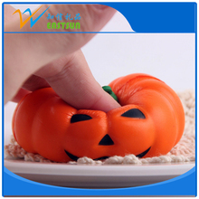 PU Soft squishy foam toy pumpkins