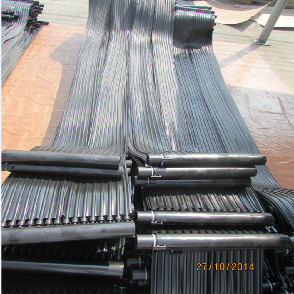 EPDM SOLAR COLLECTOR POOL HEATER FOR SWIMMING POOL