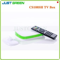1GB/4GB powerful TV box! Android 4.2 TV box CS188SH Cortex-A7 Dual Core 1.0GHz support On-line Video/Audio player etc