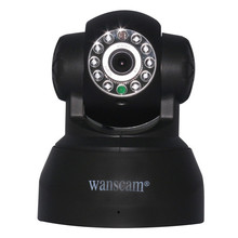 Pan Tilt 2 Way Audio Wireless Wifi Camera IP P2P HS Code CCTV Camera