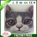 Wholesale factory cheap cat face pillow