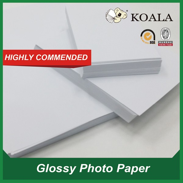 high glossy inkjet photo paper,115g/135g/150g Waterproof A4 glossy photo paper