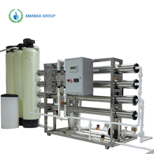 Industrial RO Pure Water Treatment Machine RO Plant Price