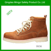 Full grain leather tan color shoes casual