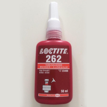 henkel loctite red 262 high strength threadlocker, loctite 262 permanent strength threadlocker, thread locker & sealant