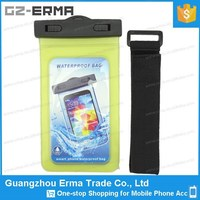 Mobile Phone PVC Waterproof Case for Samsung Galaxy S4 mini