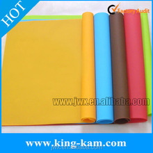 New Hollow carved Silicone Pan Holder, Silicone Pan placemat, Silicone Hotpot Pan table mat
