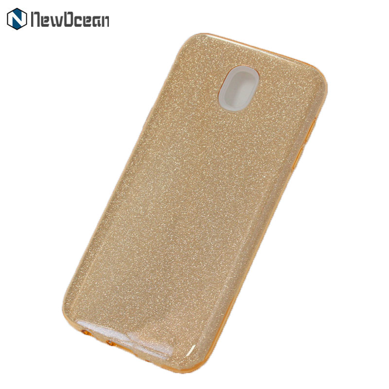 Hot selling quicksand Glitter Bling cell phone Case For Samsung J530 J5 2017