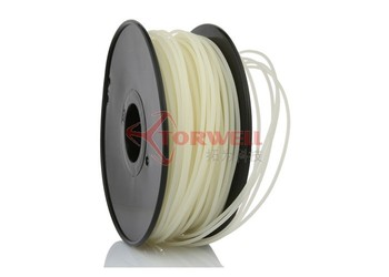 1.75 / 3mm plastic Nylon 3D printer filament for DIY 3D printer, 7 colors available