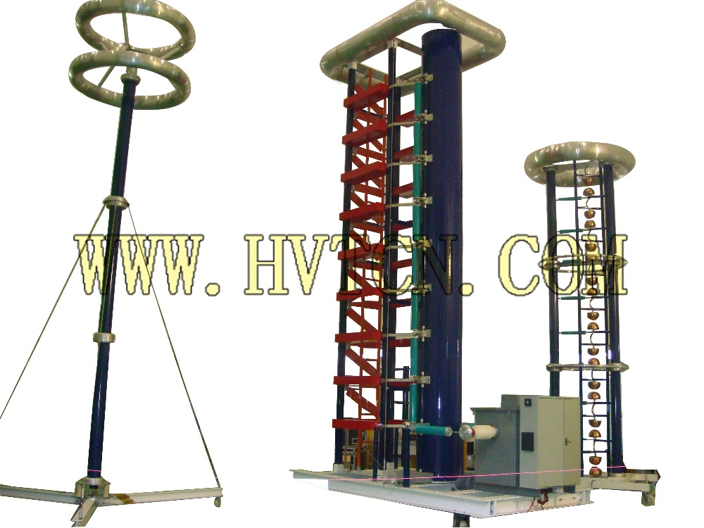 Impulse Voltage Generator Test Equipment