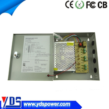 CCTV security power supply 12v 5a 60w switching power supply with PTC