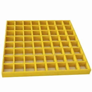 Eco Pultrusions molded fiberglass grating, molded grating, moulded grating