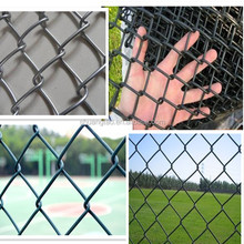 OEM slorock fall protection design wholesale chain link fence protective fence