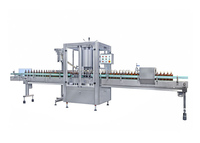 Automatic Screw capping Machine aluminum cap