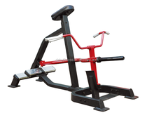 Gym Fitness equipment strength machine HY-D612 Upper Incline rod rowing training device